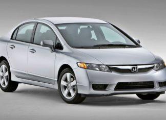 Honda Civic – 800 tysięcy km bez remontu silnika