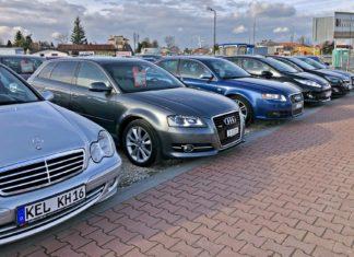 Sprzedaż nowych aut spada, import używanych rośnie. Dane za luty