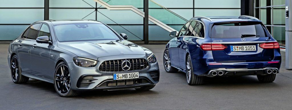 Mercedes klasy E (2020)