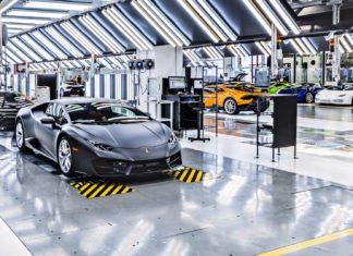 Ferrari i Lamborghini wstrzymują linie produkcyjne
