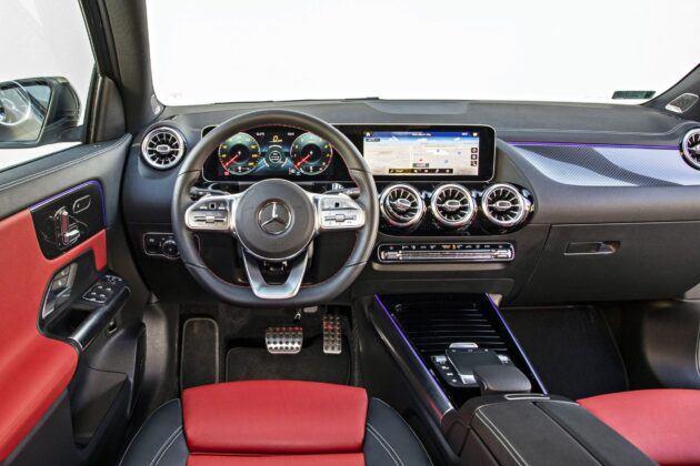 Mercedes GLA (2021)