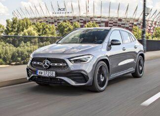Nowy Mercedes GLA (2021). Opis wersji i cennik