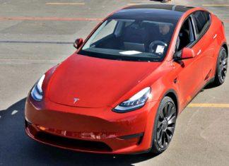 Milionowa Tesla opuściła fabrykę