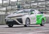 Toyota Mirai - CleverShuttle