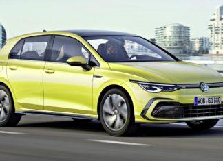 Volkswagen Golf VIII w sportowej stylizacji R-Line