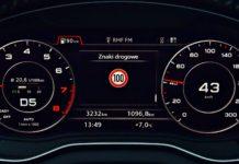 Ograniczenie do 100 km/h