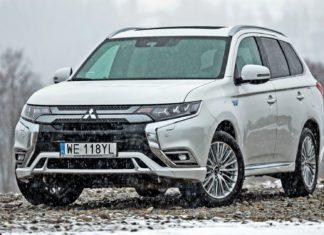Mitsubishi Outlander PHEV wróciło do polskiej oferty. Ile kosztuje?