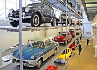 Te muzea motoryzacji możesz zwiedzić bez wychodzenia z domu