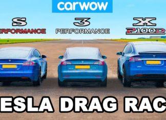 Która Tesla jest najszybsza? Sprawdź!