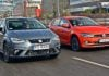 Seat Ibiza - Volkswagen Polo