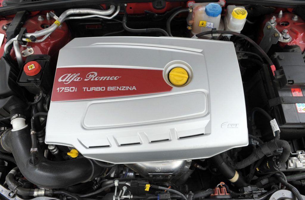 ALFA ROMEO Brera Ti 1.75TBi 200KM 6MT SB6581F 08-2010