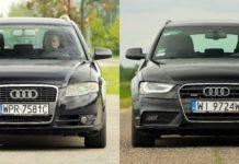 Audi A4 B7 i Audi A4 B8 07-tile