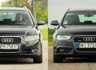 Używane Audi A4 B7 i Audi A4 B8 - którą generację wybrać?