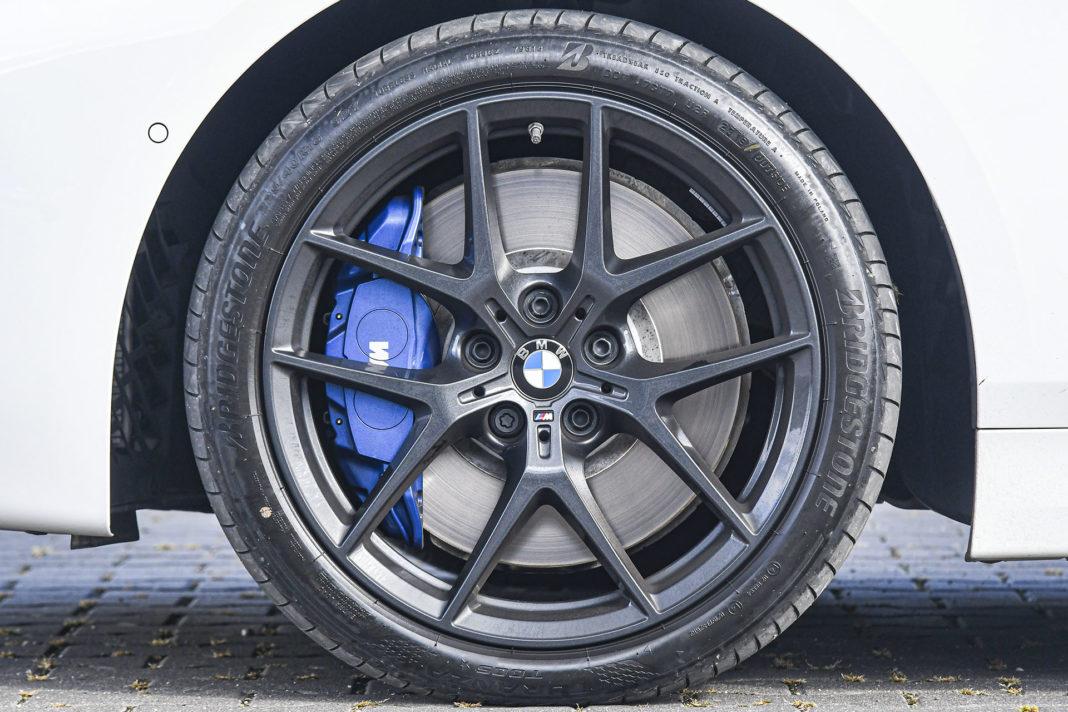 BMW serii 1 - koło