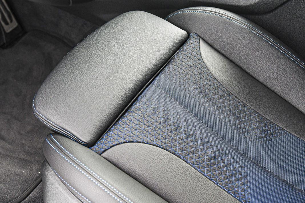 BMW serii 1 - fotele