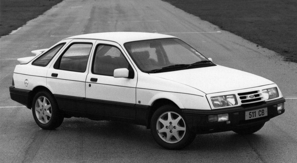 Ford Sierra XR-8