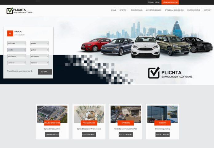 Grupa Plichta – samochody używane