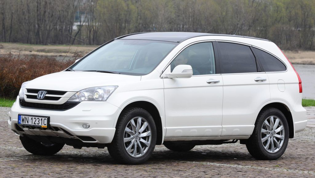 Honda CR-V III