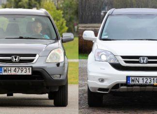 Używana Honda CR-V II i Honda CR-V III - którą generację wybrać?