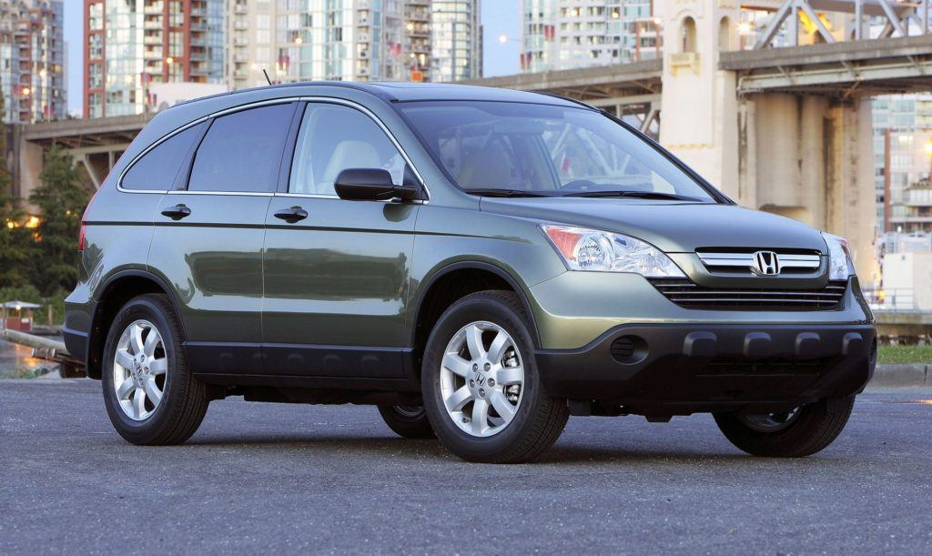 Honda CR-V III USA