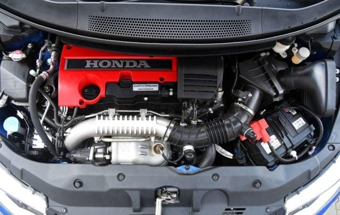 Honda Civic IX Type-R