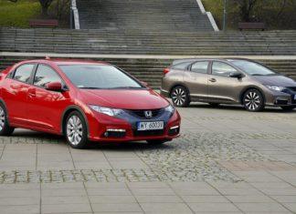 Używana Honda Civic IX (2011-2017) - opinie, dane techniczne, usterki