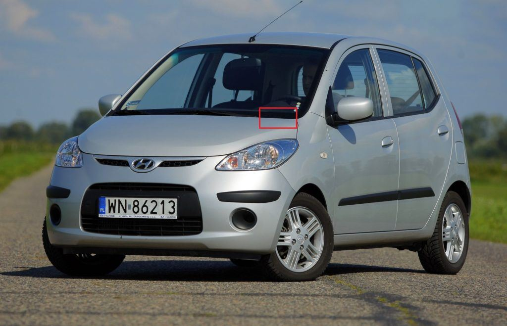 Hyundai i10 I