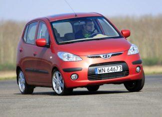Używany Hyundai i10 I (2007-2013) - opinie, dane techniczne, usterki