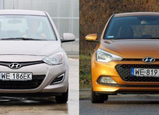Używany Hyundai i20 I i Hyundai i20 II - którą generację wybrać?