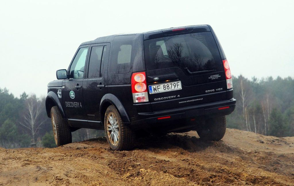 LAND ROVER Discovery 4 SDV6 3.0d 256KM 8AT WF8879F 12-2011