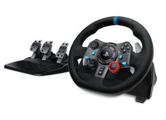 Zostań w domu i graj. Test kierownicy Logitech G29 Driving Force