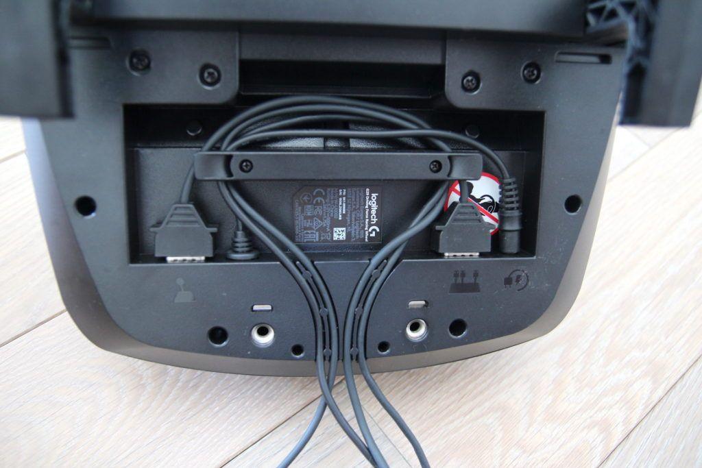 Logitech G29 - kable