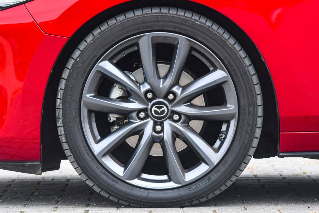 Mazda 3 - koło