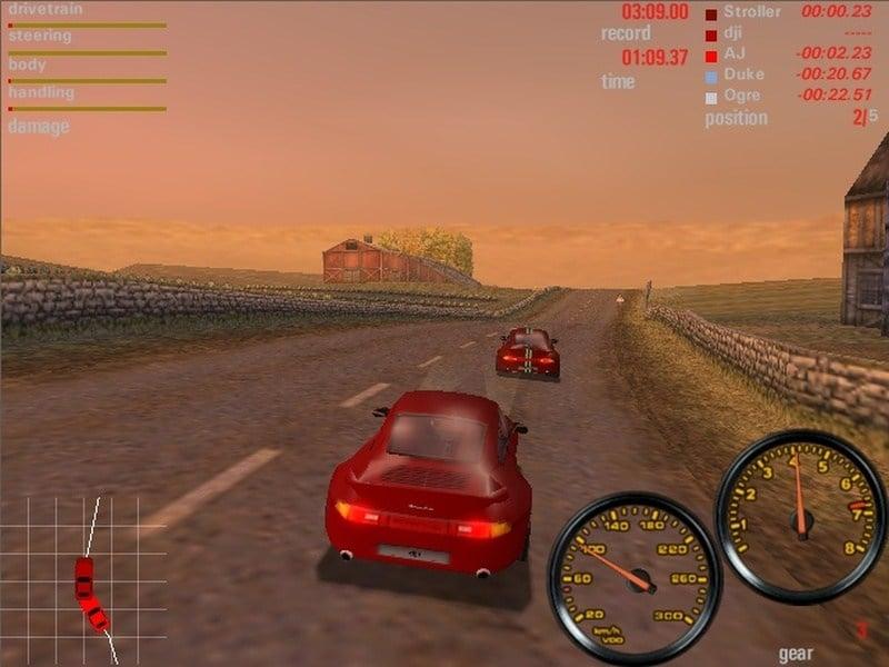 NFS Porsche