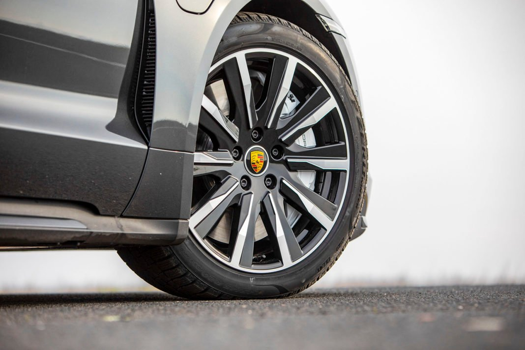 Porsche Taycan Turbo - koło