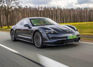Porsche Taycan Turbo - TEST - elektryczne Porsche