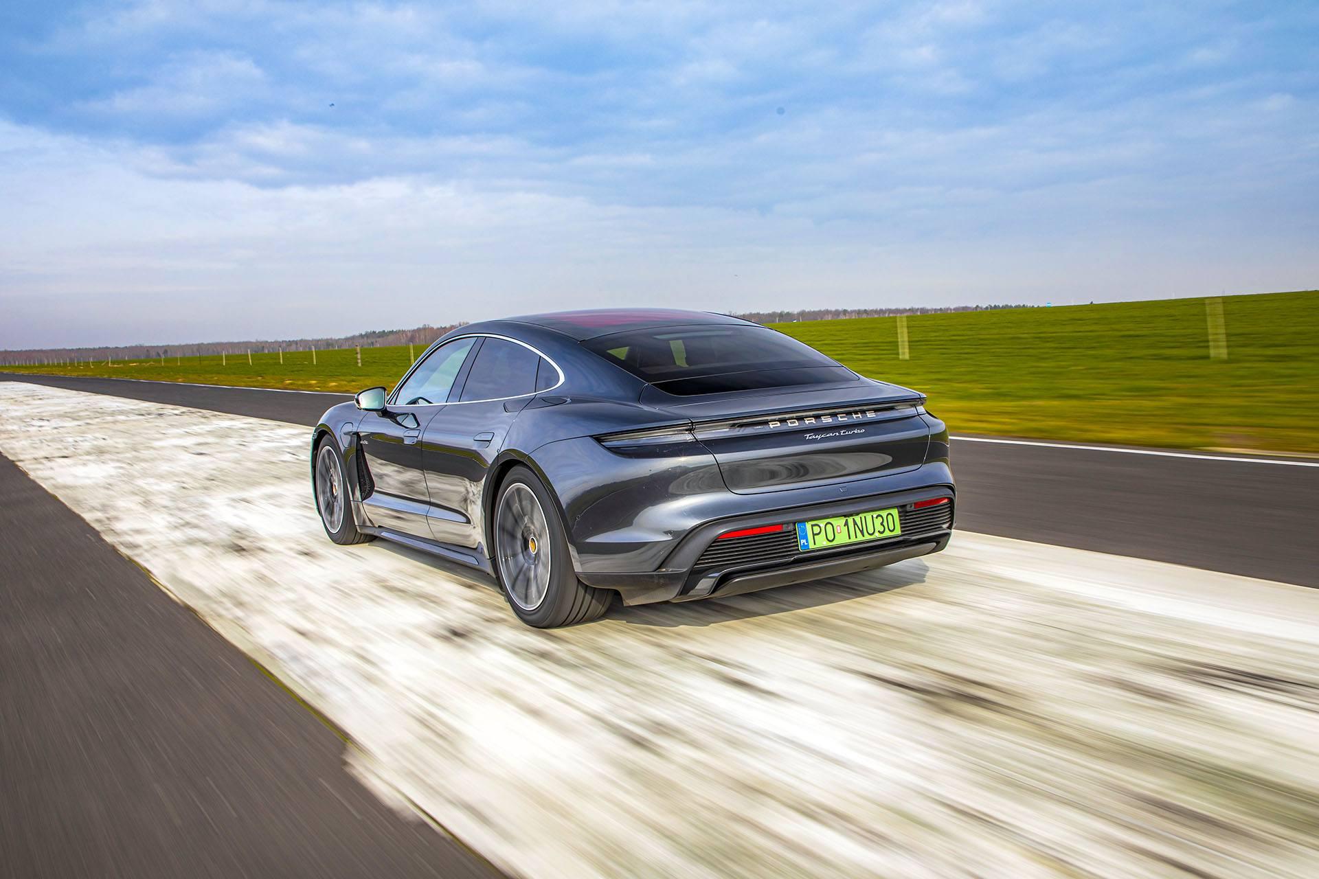 Porsche Taycan – Test Porsche Taycan Turbo