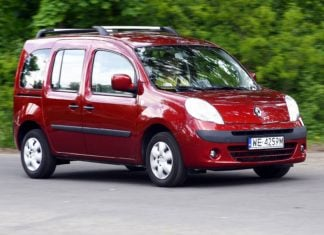 Używane Renault Kangoo II (od 2008 r.) - opinie, dane techniczne, usterki