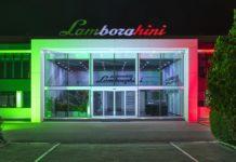 Siedziba Lamborghini