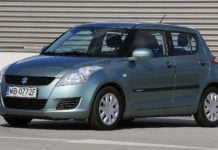 Suzuki Swift V
