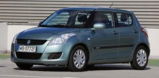 Suzuki Swift V