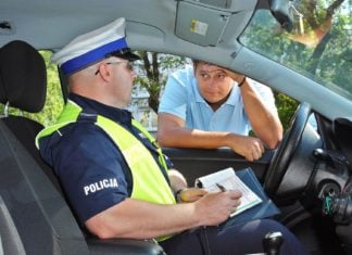 Aktualny taryfikator punktów karnych za wykroczenia na 2021 rok