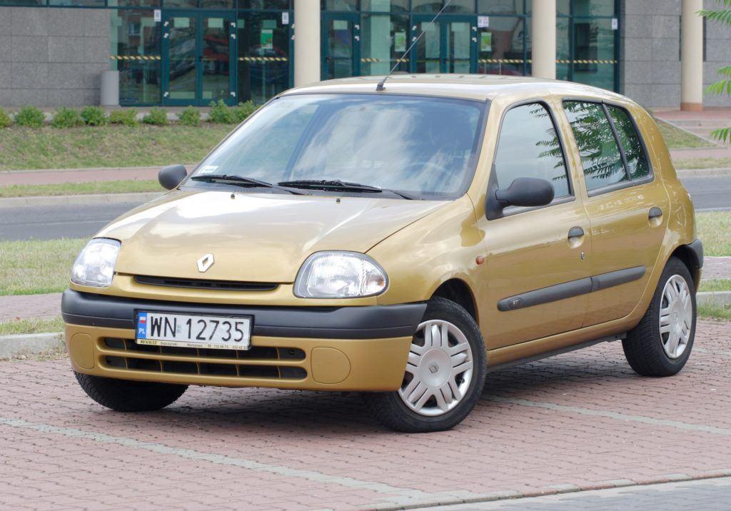 Uzywane Renault Clio II