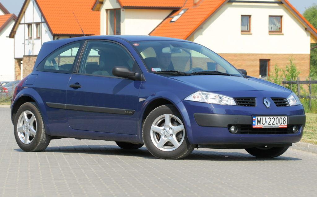 Uzywane Renault Megane II