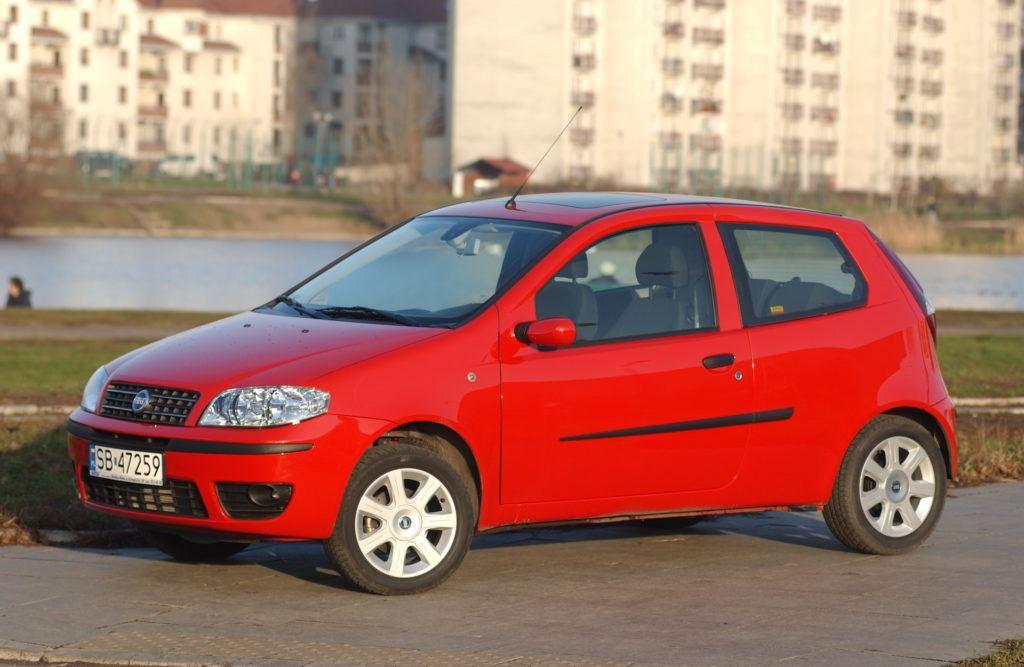 Uzywany Fiat Punto