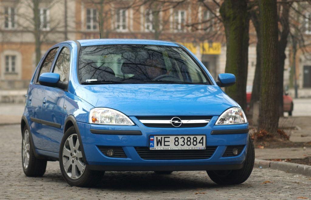 Uzywany Opel Corsa C