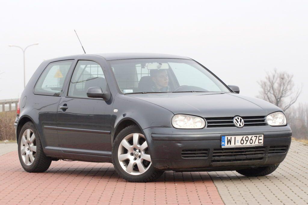 Uzywany Volkswagen Golf