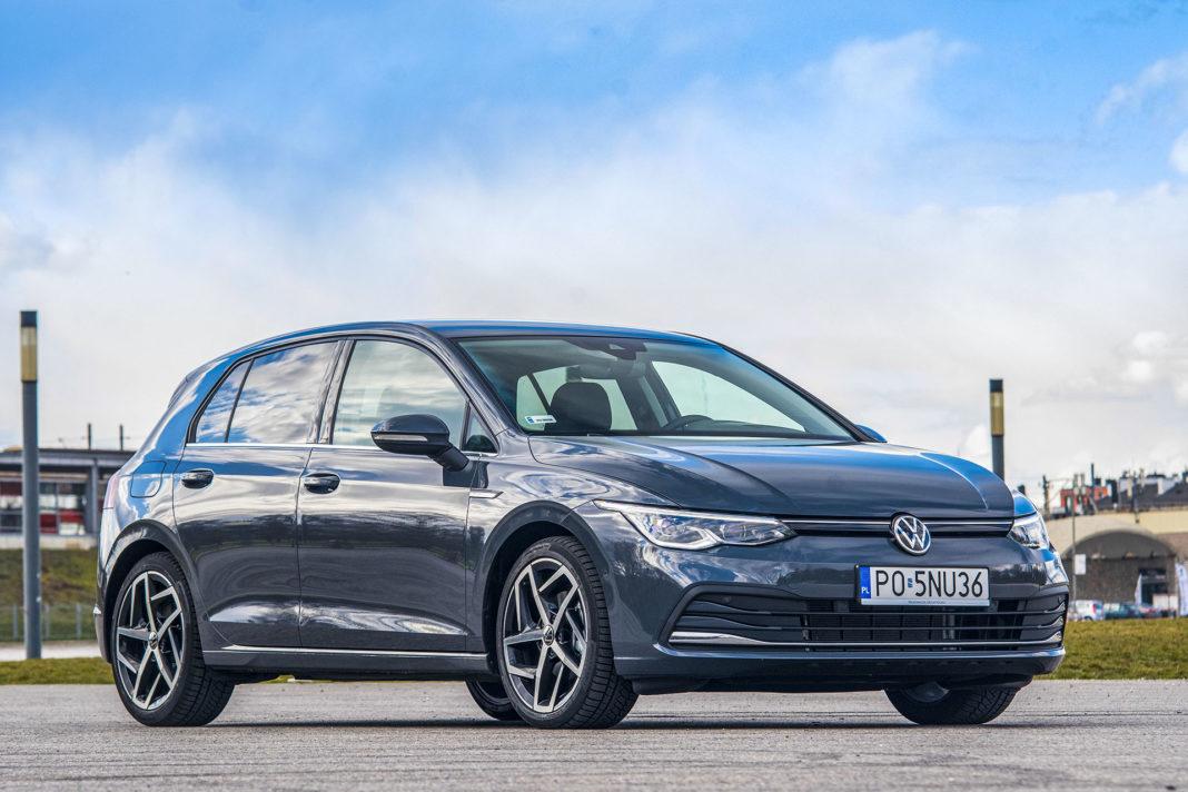 Volkswagen Golf 1.5 eTSI EVO DSG Style - przód