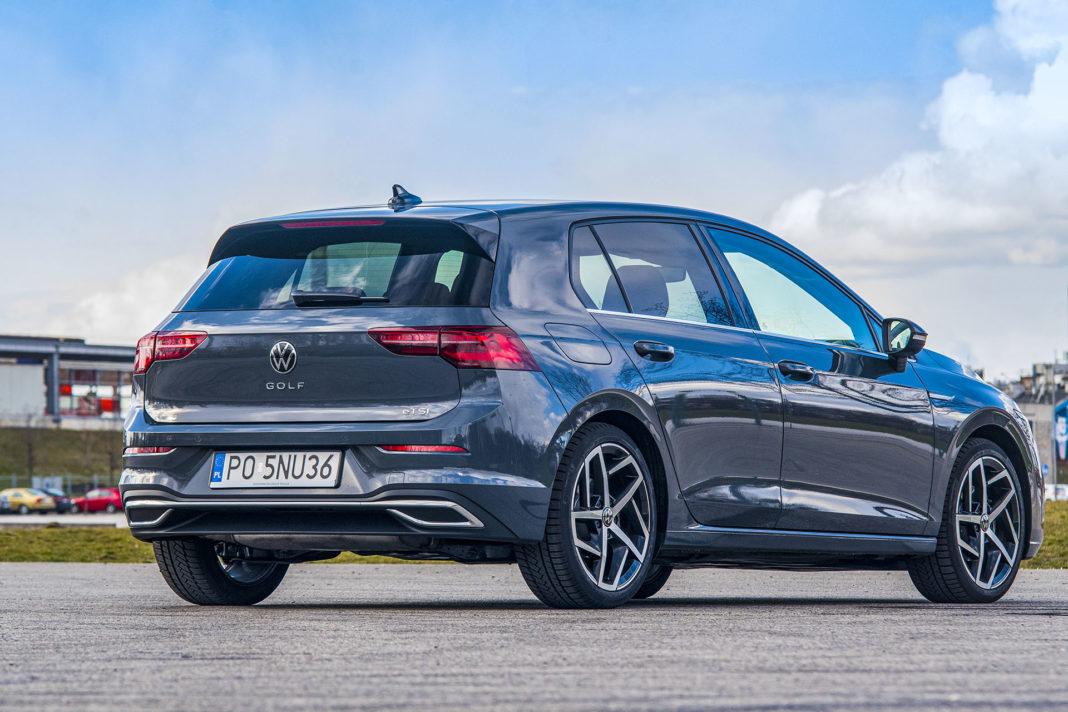Volkswagen Golf 1.5 eTSI EVO DSG Style - tył