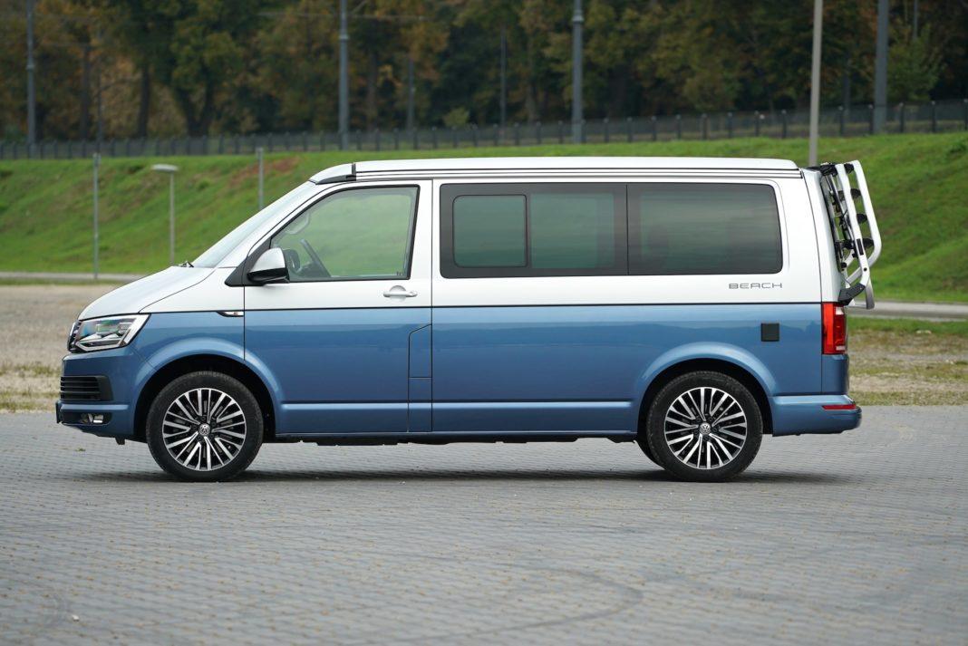 Volkswagen California - bok